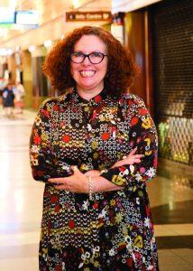 Adelaide International Principle Kerrie Evans