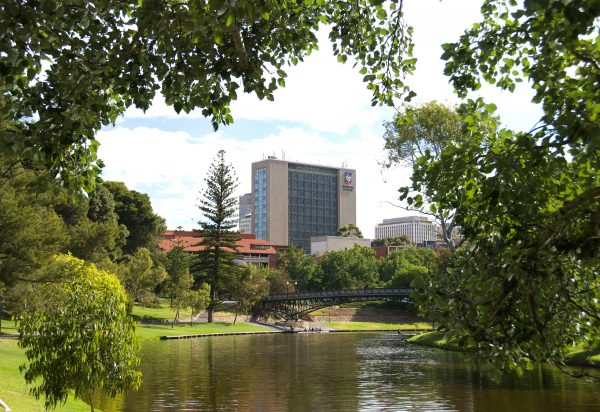 University by the River - Adelaide International School