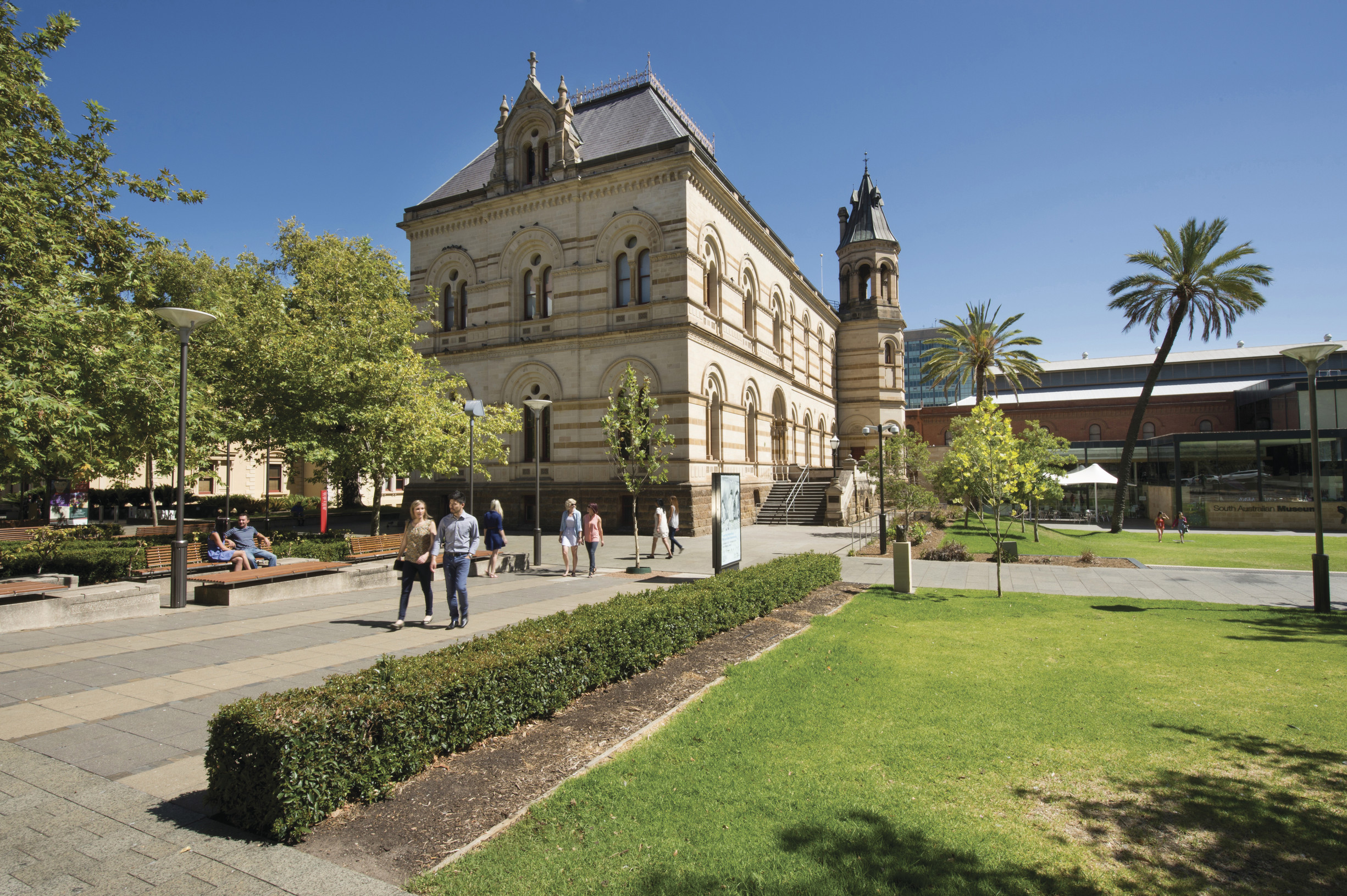 South Australian Museum - Adelaide International School