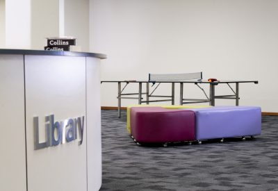 AIS - Library Adelaide International School