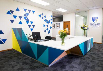 AIS Front - Adelaide International School