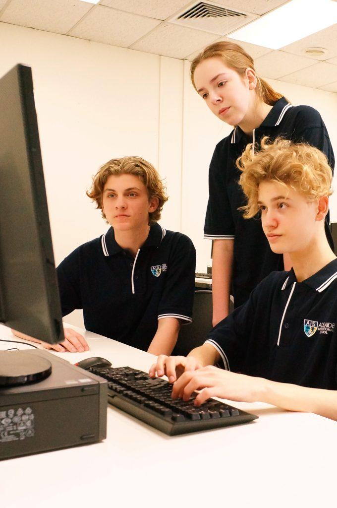 Adelaide International School Centrelink