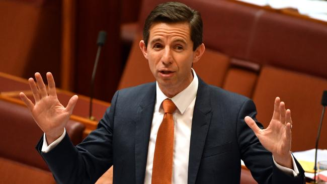 Education Minister Simon Birmingham Discuss Elicos